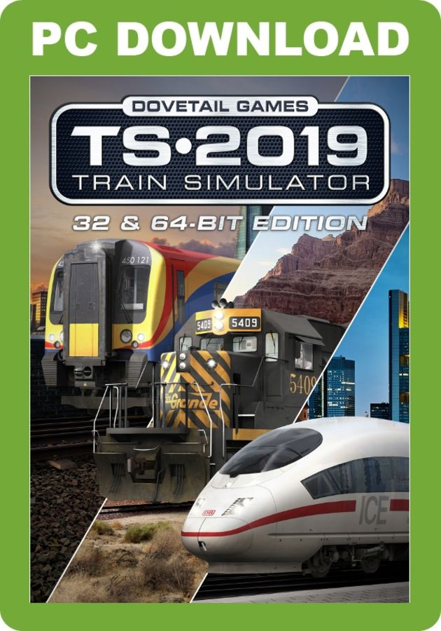 Just Trains - Train Simulator 2019