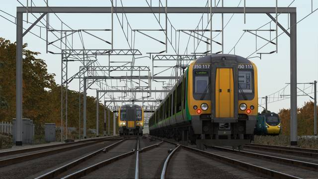 Train Simulator: WCML South: London Euston-Birmingham Route Add-On