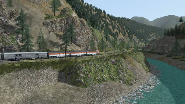 Trains & Drivers - California Zephyr Scenario Pack