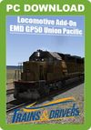 Trains & Drivers EMD GP50 Union Pacific