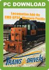 Trains & Drivers EMD GP35 Western Pacific