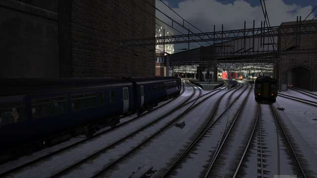 Trains & Drivers - Liverpool-Manchester Goods & Passengers