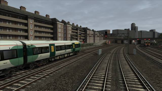 Trains & Drivers - London Trains & Ghosts Scenario Pack