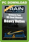 Trains & Drivers - Norfolk Southern Coal District - Heavy Duties