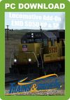 Trains & Drivers SD50 Union Pacific & Southern Pacific