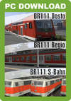 Virtual Railroads DB BR111 Bundle Pack